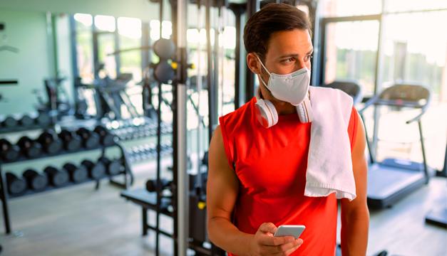 ¿Qué aspectos debemos tomar en cuenta para ir al gimnasio en medio de una pandemia?