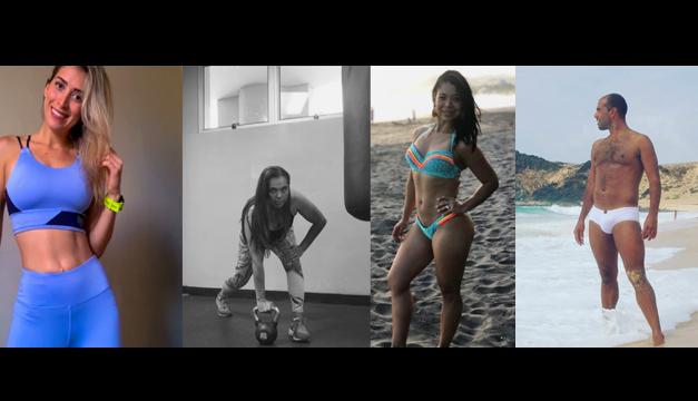 Realiza ejercicio desde casa junto a estos entrenadores salvadoreños