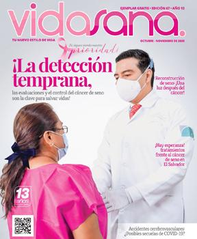 Edición 67 - Especial cáncer de seno