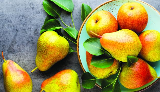 Potentes efectos antidiabéticos y antihipertentensivos que ofrece la pera