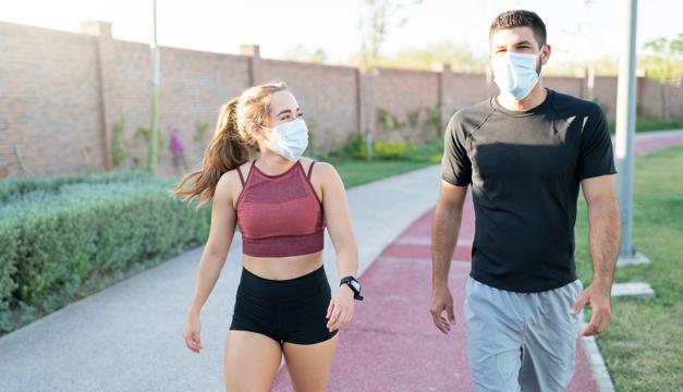 Protocolo recomendado para la práctica de ejercicio y evitar el contagio