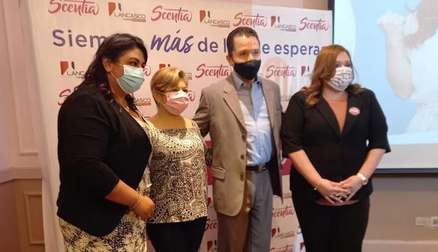 Scentia: transforma positivamente la vida de la mujer salvadoreña