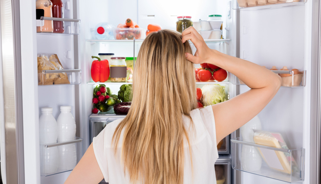 ¿No puedes dejar de pensar en la comida? 5 formas para que dejes de hacerlo