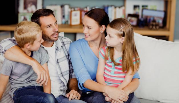 ¿Cómo hablar de sexualidad con niños?
