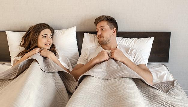¿Miedo a las relaciones sexuales? ¿Es posible?