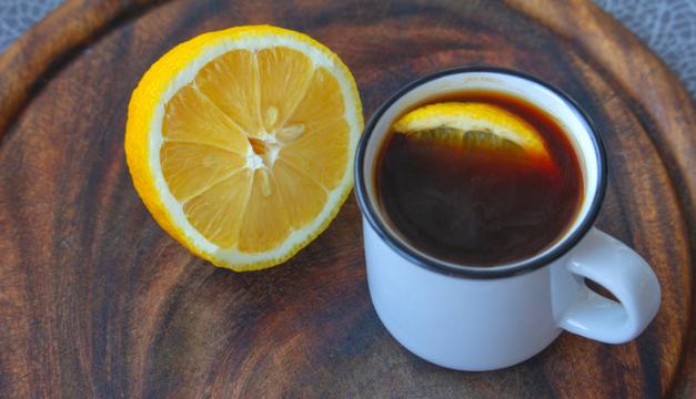 Café y limón, ¿El nuevo método para bajar de peso?