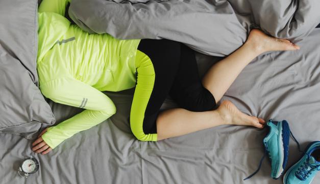 Esto tarda tu cuerpo en perder la forma cuando dejas de hacer ejercicio
