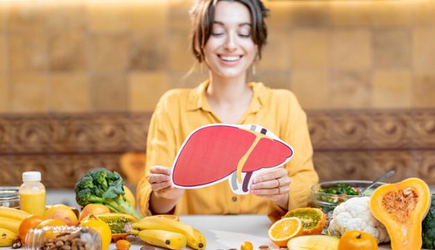 Estos son los peores alimentos para tu hígado