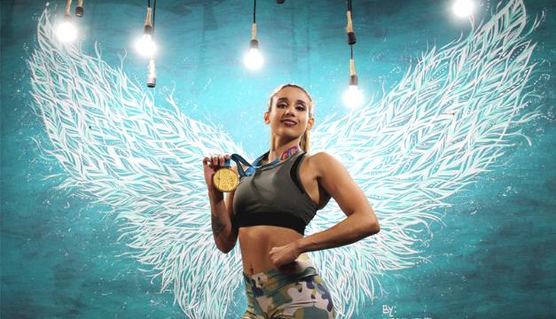 Consejos fitness de la medallista de oro, Nina Zamora