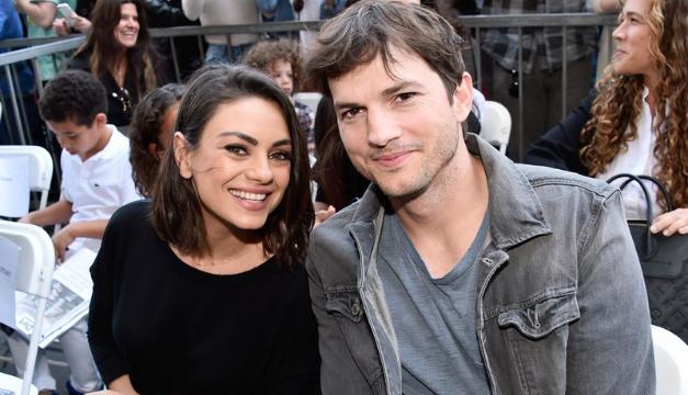 ¿Por qué Mila Kunis y Ashton Kutcher no se bañan tanto?