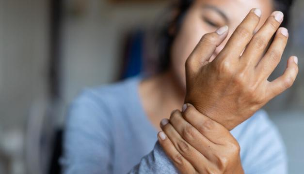 Artritis: la segunda causa más común de incapacidad