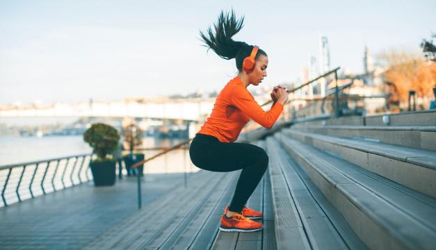 Con qué frecuencia debes hacer ejercicio para ponerte en forma