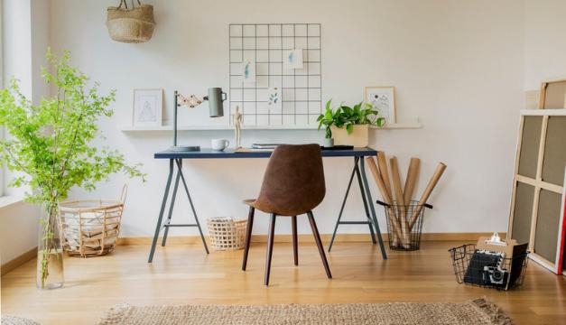 Crea un tu espacio perfecto para trabajar o estudiar ¡en tu hogar!