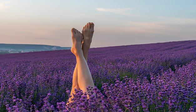 ¿Cómo mantener un buen cuidado de los pies?