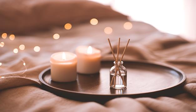 ¿Para qué podrían servirnos las velas aromáticas?